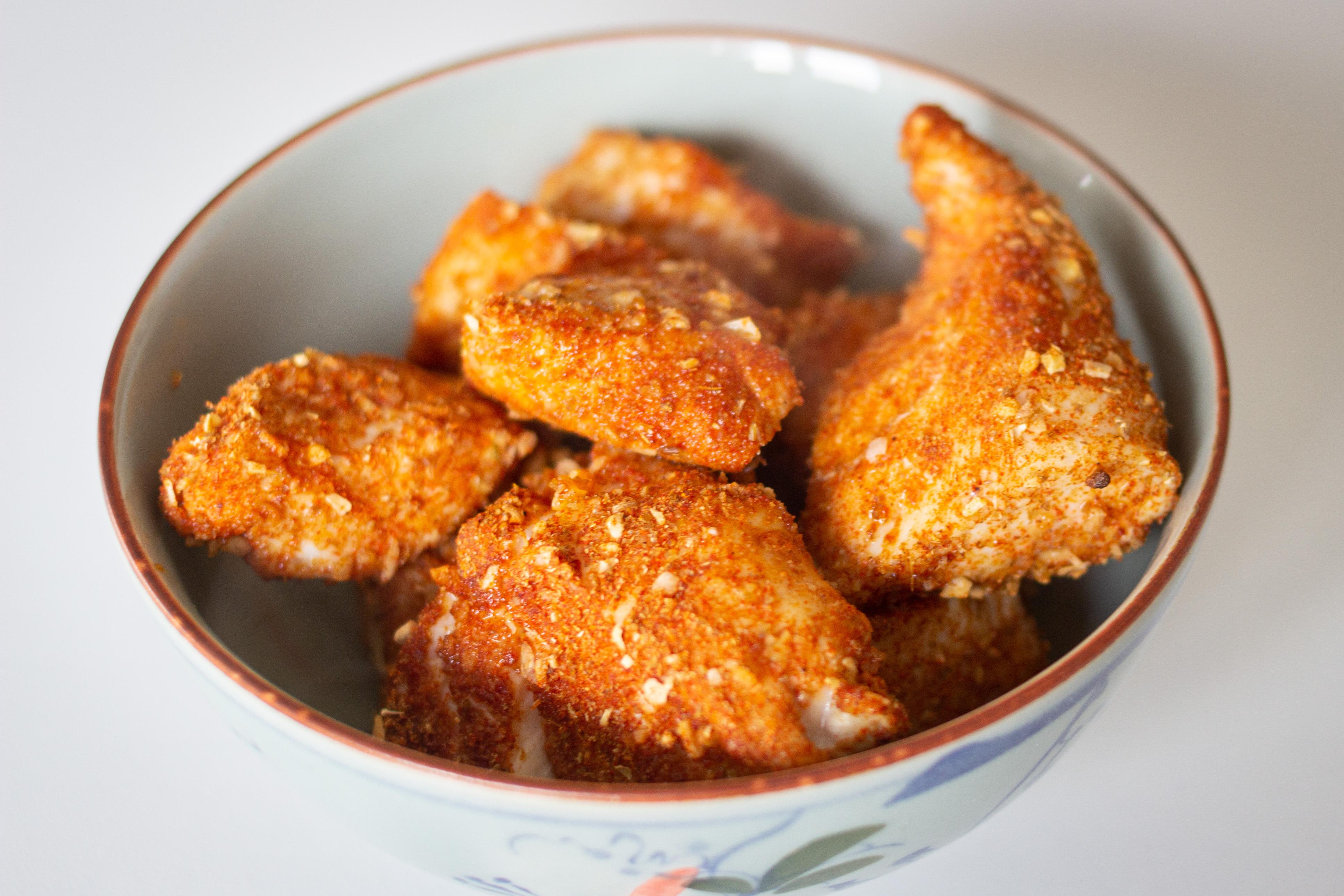 Poulets grillés aux épices